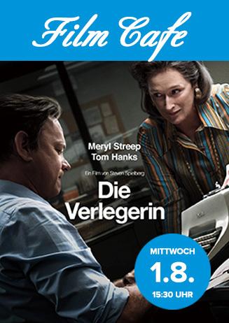 "Filmcafé: ""Die Verlegerin"""