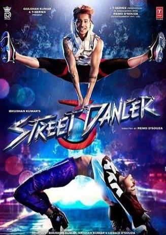 Hindi-Movie: STREET DANCER