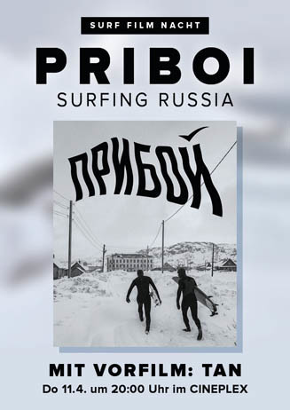 Surf Film Nacht: PRIBOI & TAN