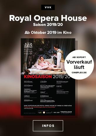 VVK: Royal Opera House