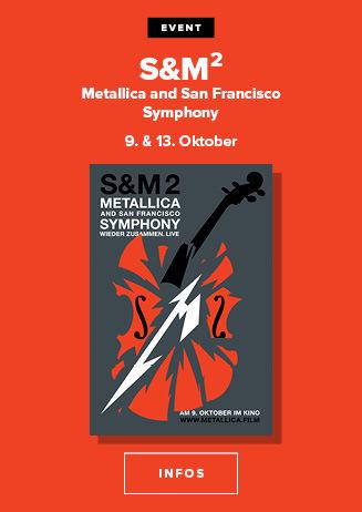 """191009-13 Special """"Metallica & San Francisco Symphony..."""""""