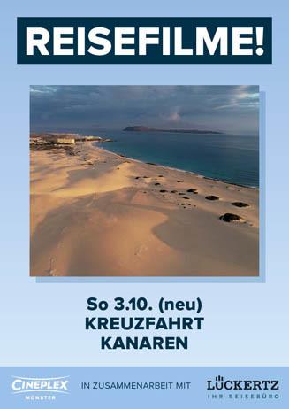 Reisefilm: KREUZFAHRT KANAREN