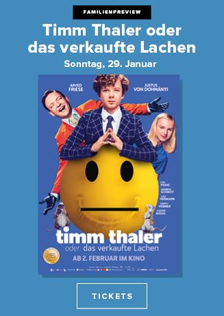 Familienpreview: Timm Thaler oder das verkaufte Lachen