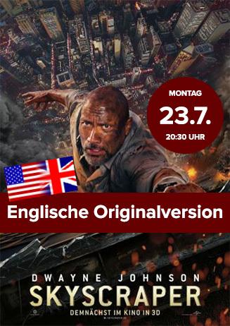 "Englische OV: ""Skyscraper"""