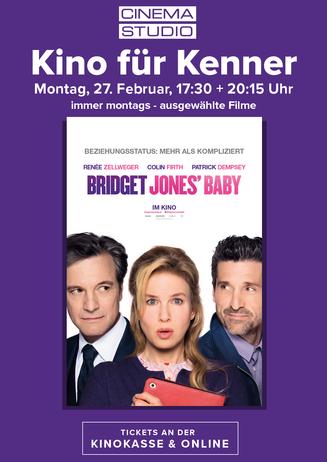 Kino für Kenner Bridget Jones' Baby