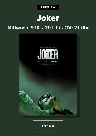 "191009 Preview ""Joker"""