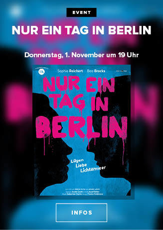 Event: Nur ein Tag in Berlin