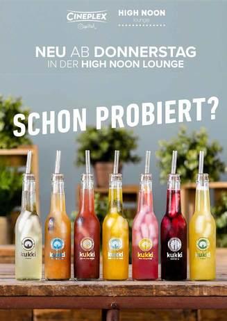 kukki Cocktail in der High Noon Lounge (Kassel)