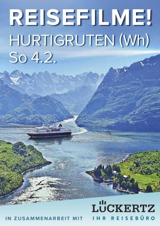 Reisefilm HURTIGRUTEN