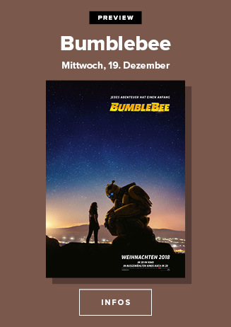 19.12. - Preview: Bumblebee