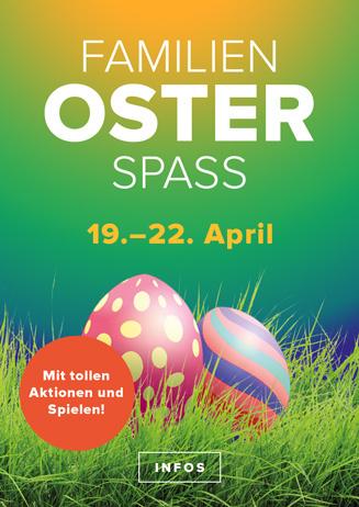 Familien-Oster-Spaß im CINEPLEX