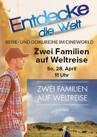 """190428 EdW """"Zwei Familien auf Weltreise"""""""