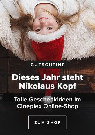 Zu Nikolaus Gutscheine verschenken!