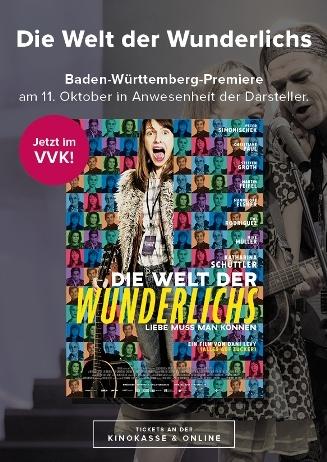 Premiere: Die Welt der Wunderlichs
