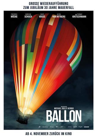 Wiederaufführung anlässlich 30 Jahre Mauerfall: Ballon