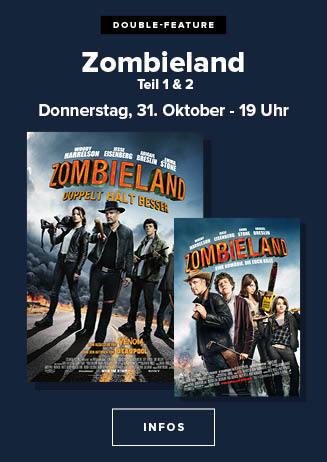 """191031 Halloween-Doppel """"Zombieland"""""""
