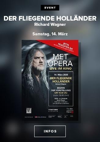 Met Opera: Der Fliegende Holländer (Wagner)