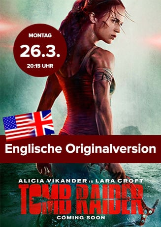 Englische Originalversion: Tomb Raider