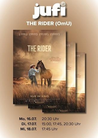 JUFI - The Rider