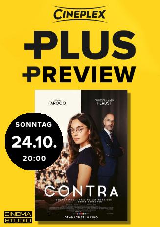 Cineplex Plus Preview