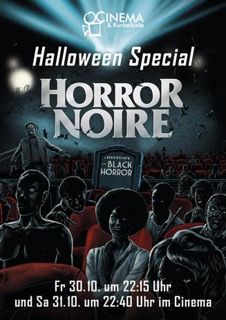 Halloween Special: HORROR NOIRE