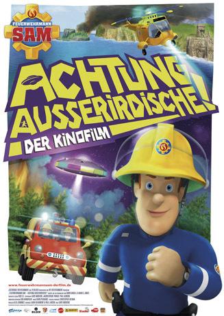 Feuerwehrmann Sam – Achtung Außerirdische!