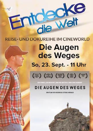 """180923 EdW """"Die Augen des Weges"""""""
