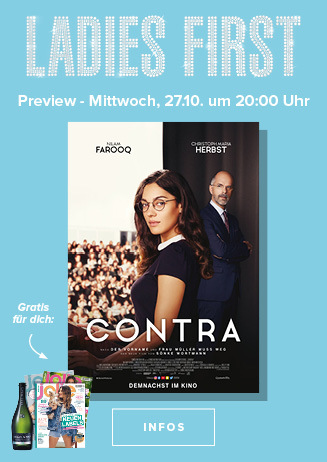 """Ladies First Preview: """"Contra"""""""