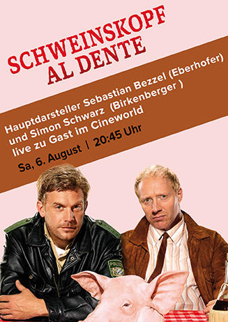 "160806 Darsteller ""Schweinskopf al dente"""