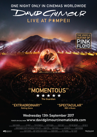 Special: David Gilmour Live at Pompeii