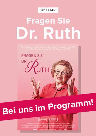 """200915 Special """"Fragen Sie Dr. Ruth"""""""