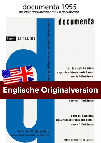 Englische Originalversion: documenta 1955