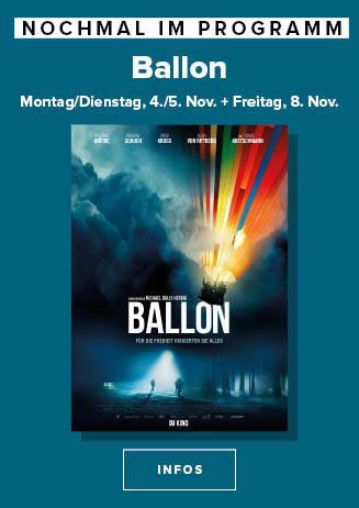 """191104+05+08 Special """"Ballon"""""""