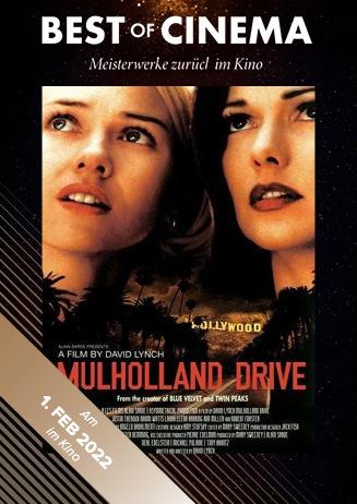 Best of Cinema: Mulholland Drive