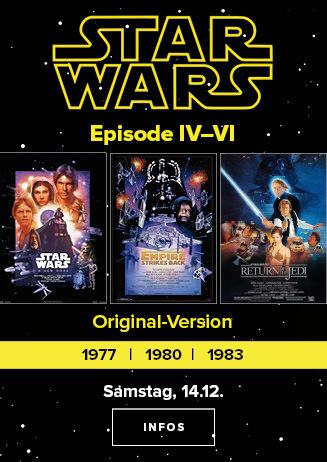 STAR WARS: EPISODE IV - VI
