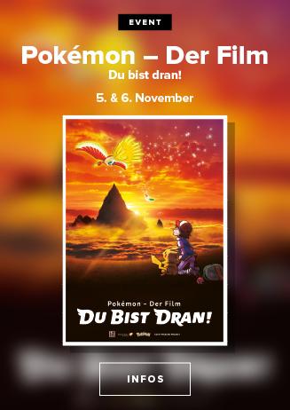 Event: Pokémon der Film
