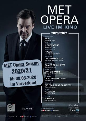 Met Opera 2020/21