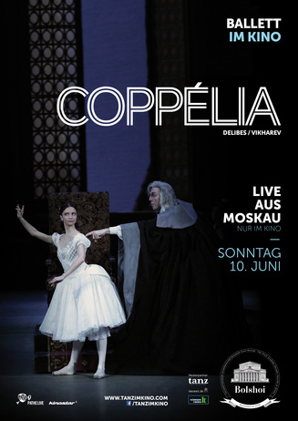 "Bolshoi: ""Coppélia"""