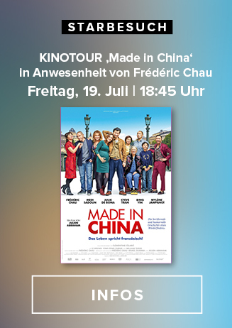 Darstellerbesuch: Made in China