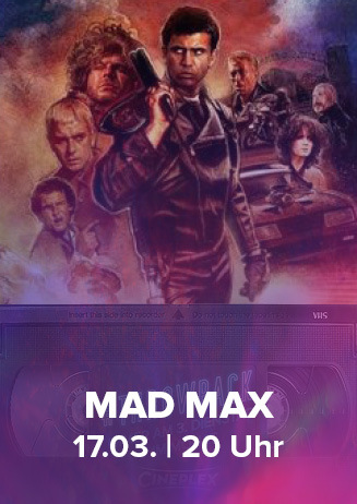 #throwback: MAD MAX