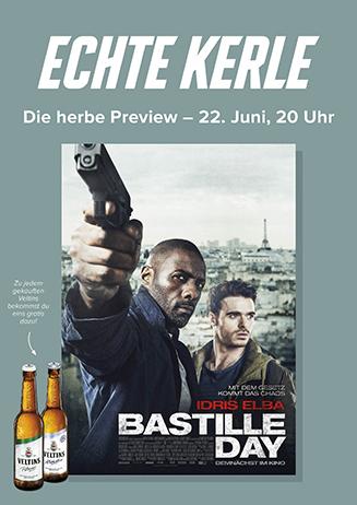 "Echte Kerle ""Bastille Day"""