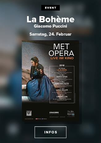 MET-Oper 2017/2018: La Bohème (LIVE-HD)