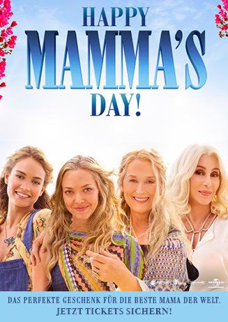 Der Vorverkauf läuft:  Mamma Mia: Here We Go Again!
