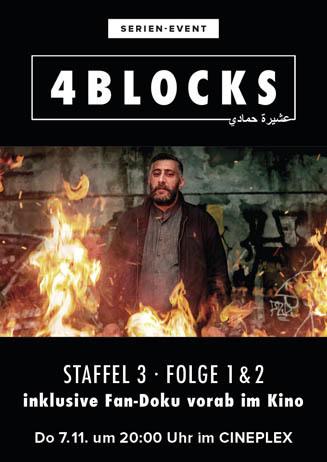 4 Blocks - 3. Staffel, Folge 1&2