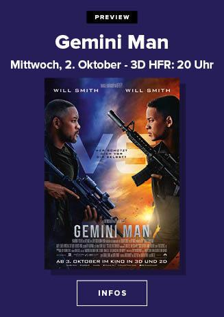 """191002 Preview """"Gemini Man"""""""