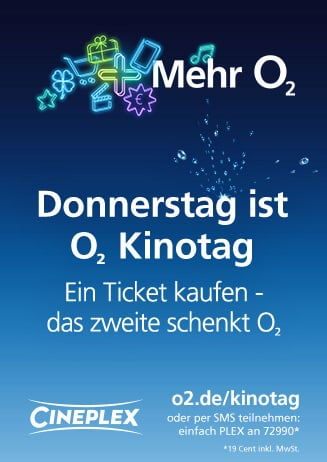 CPD - O2 Kinotag