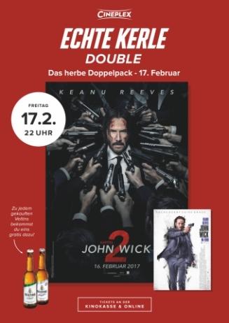 Echte Kerle Double JOHN WICK