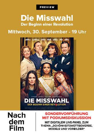 """200930 Preview """"Die Misswahl"""""""