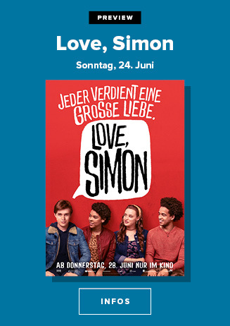 Preview: LOVE SIMON