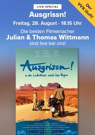 """200828 Stars zu Besuch """"Ausgrissn!"""""""